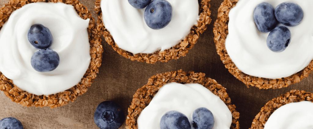 Granola Yogurt Tarts Make For a Healthy Breakfast or Dessert