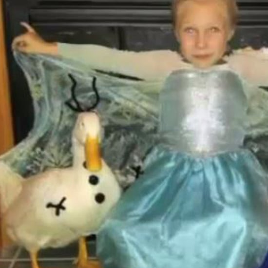 Why This Little Girl and Her Duck BFF Will Be Your Newest Obsession