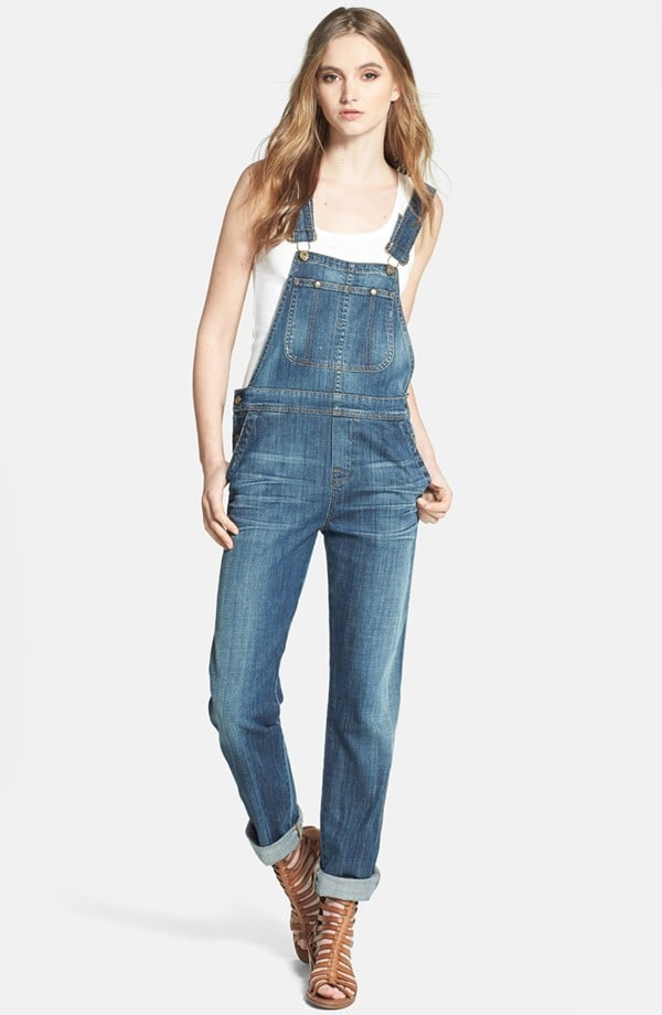 Citizens of Humanity Drama Quincey overalls ($297)