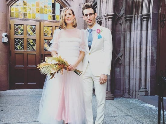 Former Model Agyness Deyn Marries Hedge Fund Manager Joel McAndrew