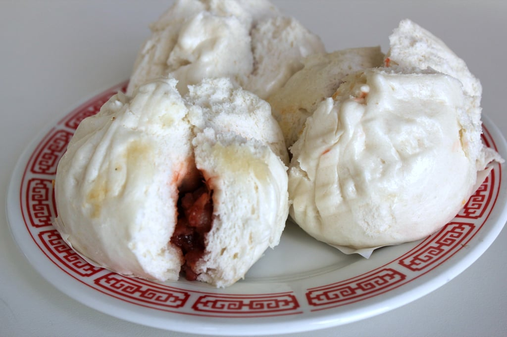 Char Siu Bao (Barbecued Pork Dumplings)