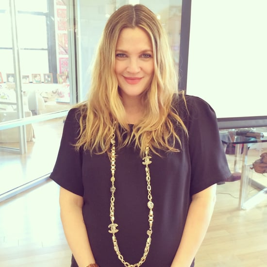 Drew Barrymore's Favorite Makeup Products
