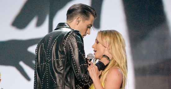 Britney Spears: 'I Don't Think' G-Eazy Tried to Kiss Me at the MTV VMAs 2016