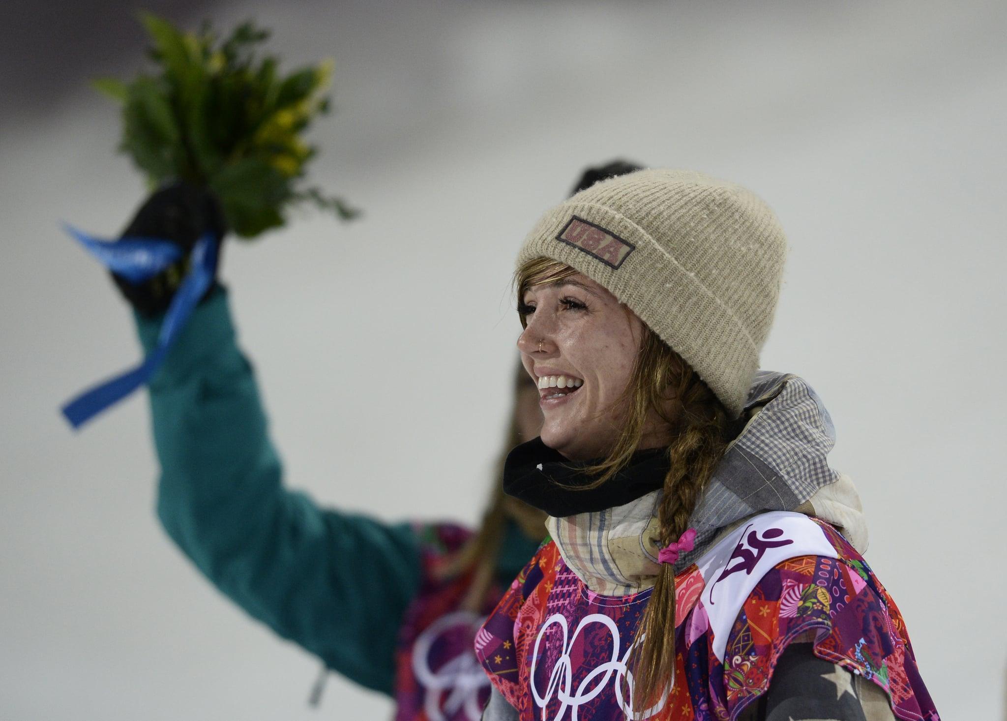 Kaitlyn Farrington Wins in Olympic Debut