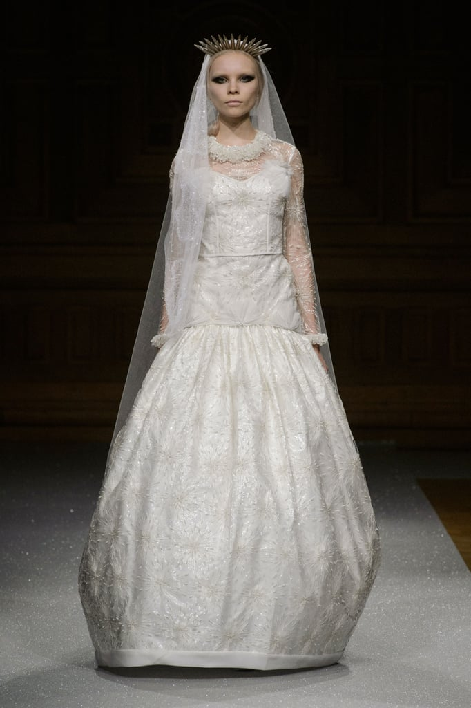 Oscar Carvallo Haute Couture Fall 2014