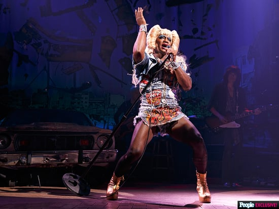 See the First Photos of Taye Diggs Onstage in Hedwig and the Angry Inch on Broadway!