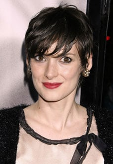 Photo of Winona Ryder, Who Was Hospitalized Yesterday For Suspected Xanax Overdose