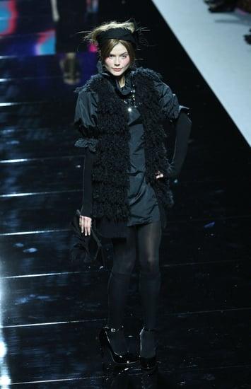 Milan Fashion Week: Blugirl Fall 2009