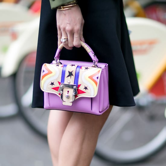 Best Street Style Shoes and Bags Fashion Week Spring 2016