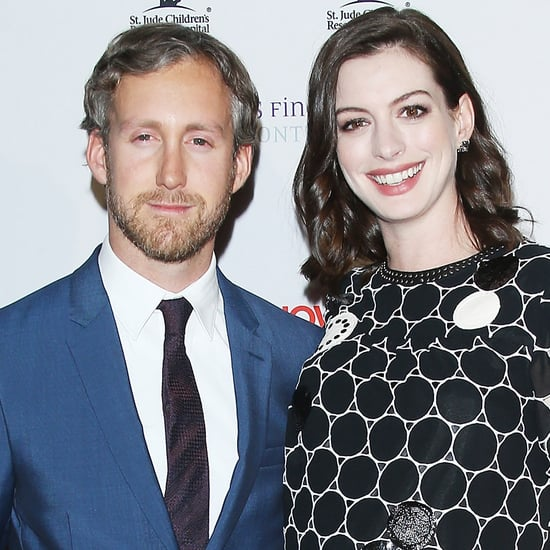 Anne Hathaway Gives Birth to Baby Boy