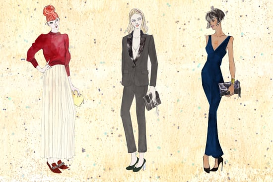 Party Dressing Without the Dress: Three Fresh Holiday Style Ideas