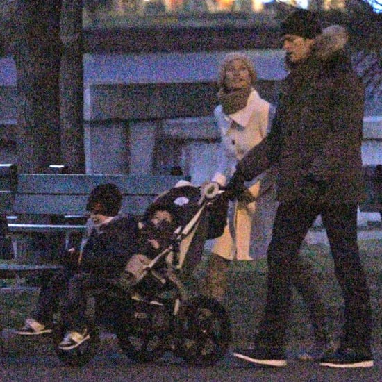 Tom Brady & Gisele Bundchen With Sons on Christmas Pictures