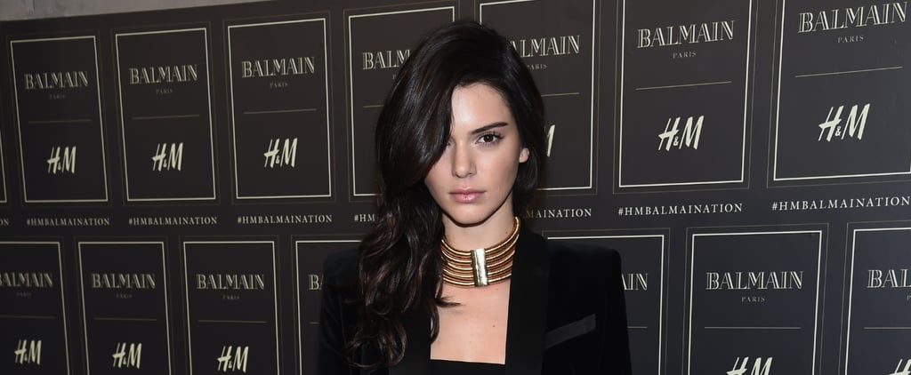 Kendall Jenner's New Pink Strands Will Give You Major Rainbow-Hair Envy