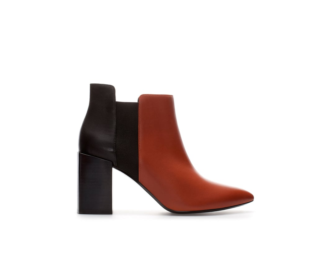 The sleekest kind of bootie, this