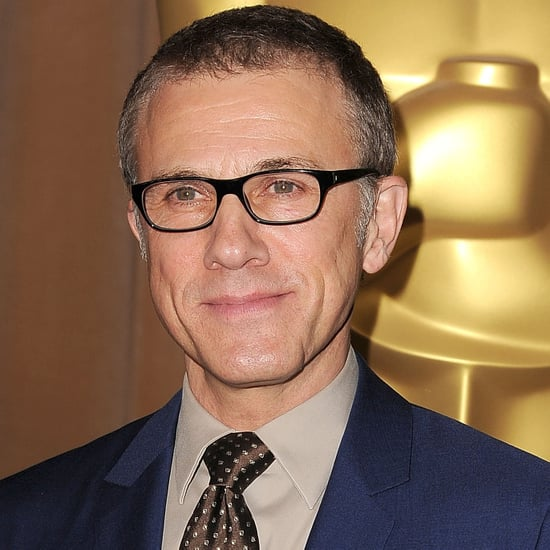 Christoph Waltz Interview at Oscars Luncheon