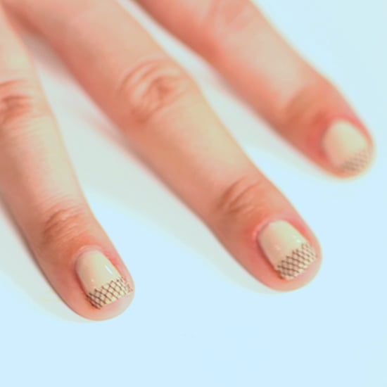 How to Do a Fishnet Manicure