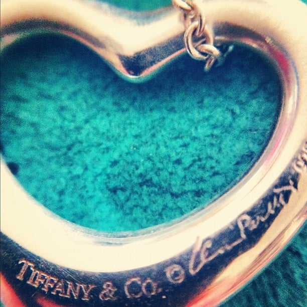 Getting Tiffany & Co. Necklaces From Our Boyfriends