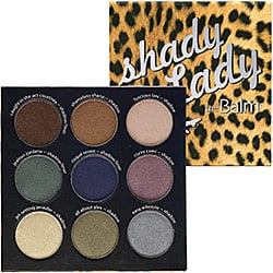 The Balm Shady Lady Eye Shadow Review