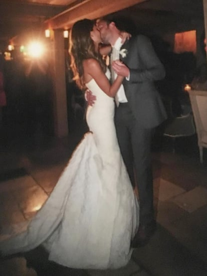Lily Aldridge Shares Sweet, Rare Wedding Dress Photo on Fourth Anniversary to Caleb Followill