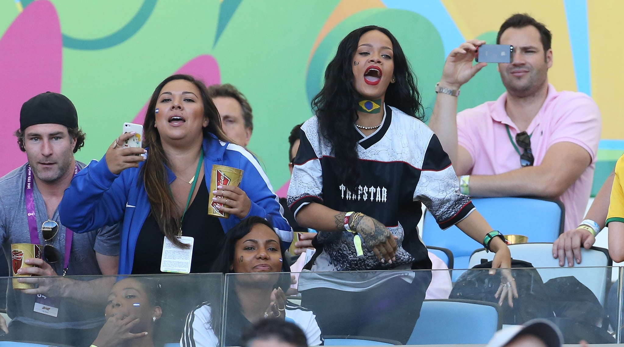 Don't Forget to Show Off Your Dance Moves, RiRi!