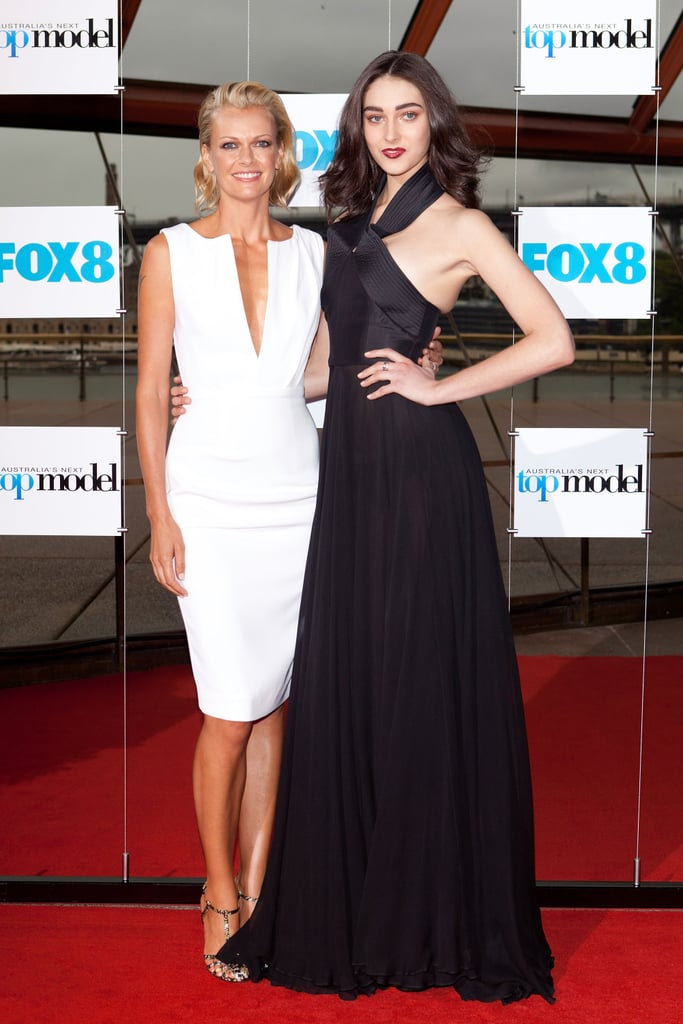 Sarah Murdoch and Liz Braithwaite