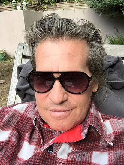 Val Kilmer Spotted Out with Breathing Aid After Denying Reports of Health Issues