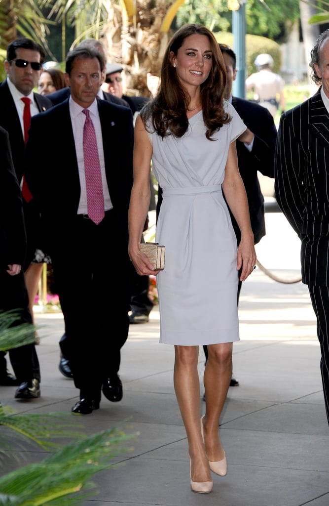 Kate Middleton at the Variety conference in LA.