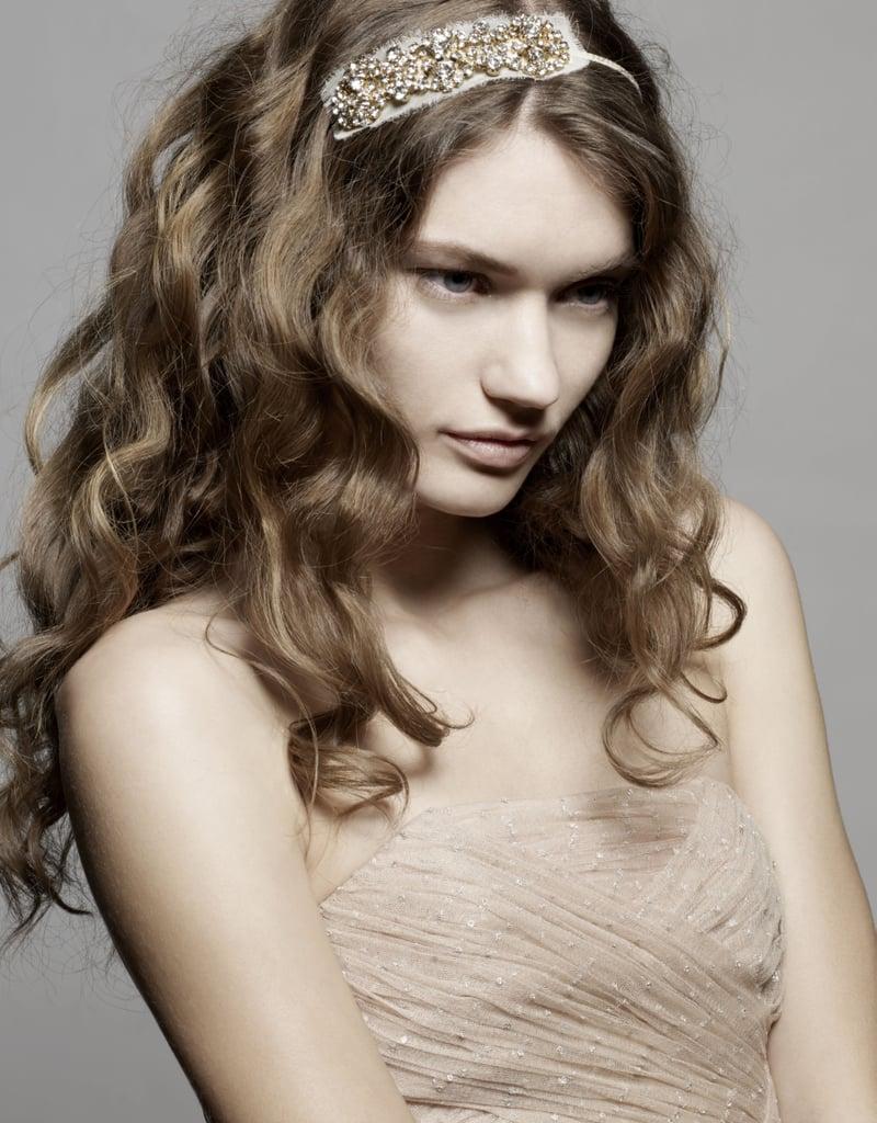 Fab Brides: Jennifer Behr's Luscious Head Pieces