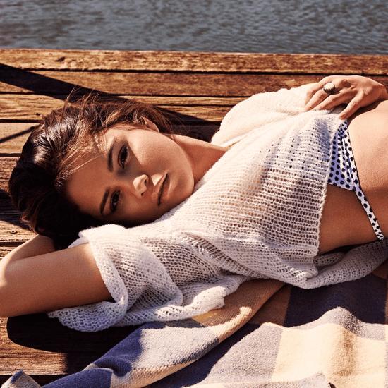 Selena Gomez GQ Behind the Scenes May 2016   Video