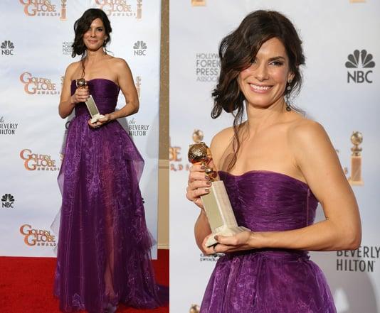 Sandra Bullock's Fitness Regimen For the Golden Globes