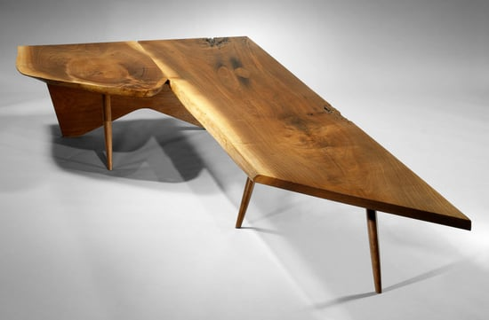 Crave Worthy:  George Nakashima Coffee Table
