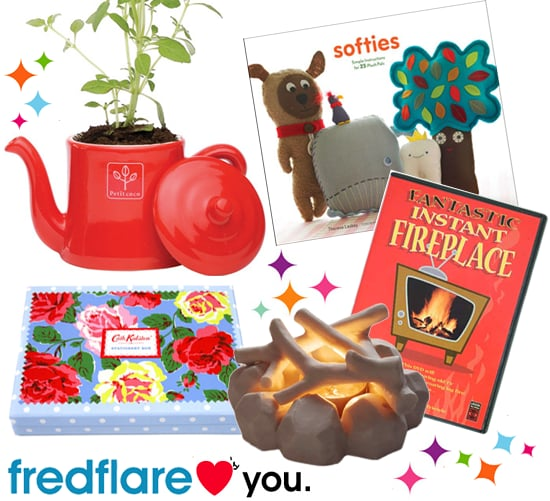 Win a Package of Goodies from Fred Flare!