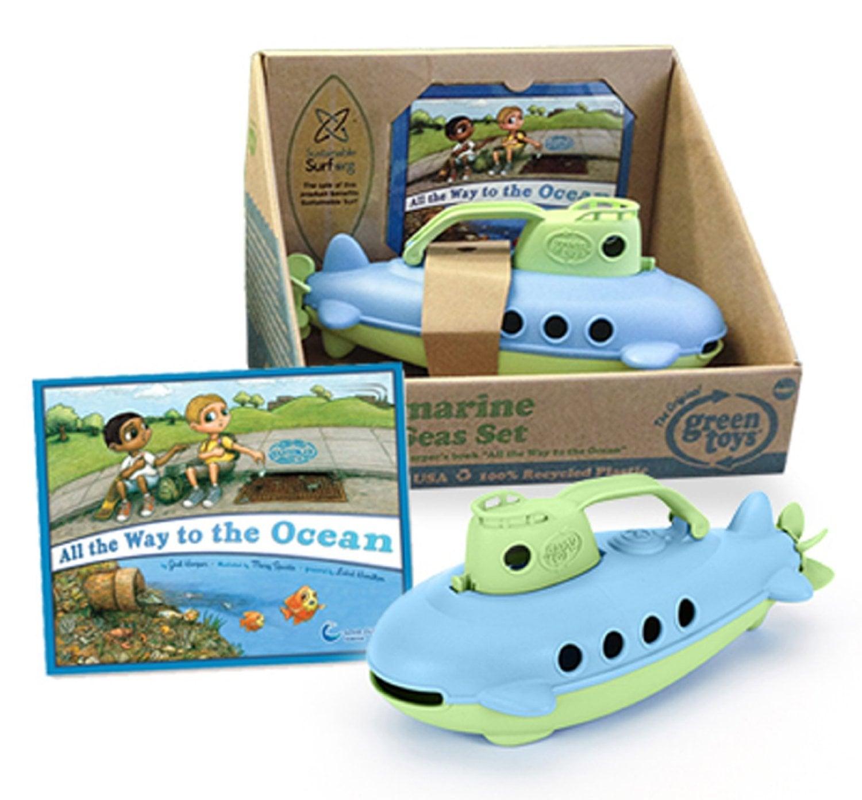 Green Toys Safe Seas Sets