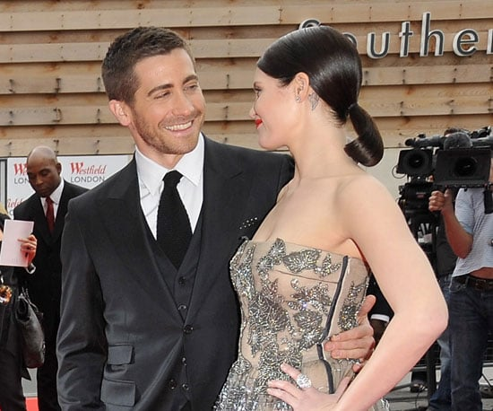 Slide Picture of Jake Gyllenhaal and Gemma Arterton at Prince of Persia Premiere
