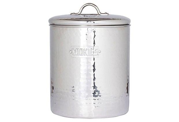 Crate & Barrel Homemade Cookie Jar