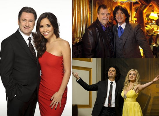Pop Poll on ITV Pop Star to Opera Star Starring McFly Danny Jones, Myleene Klass, Katherine Jenkins, Kym Marsh