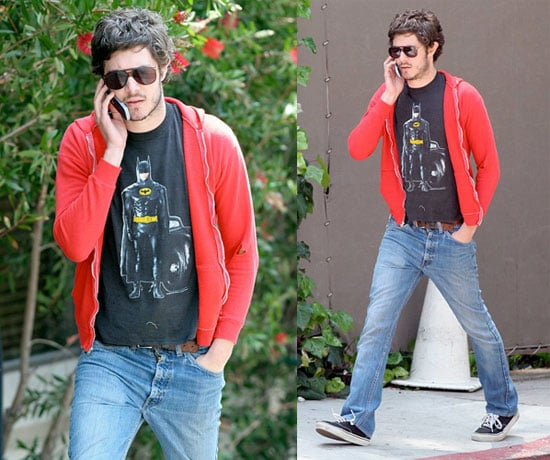 Adam Brody Does Not Care What Movie Opened This Weekend