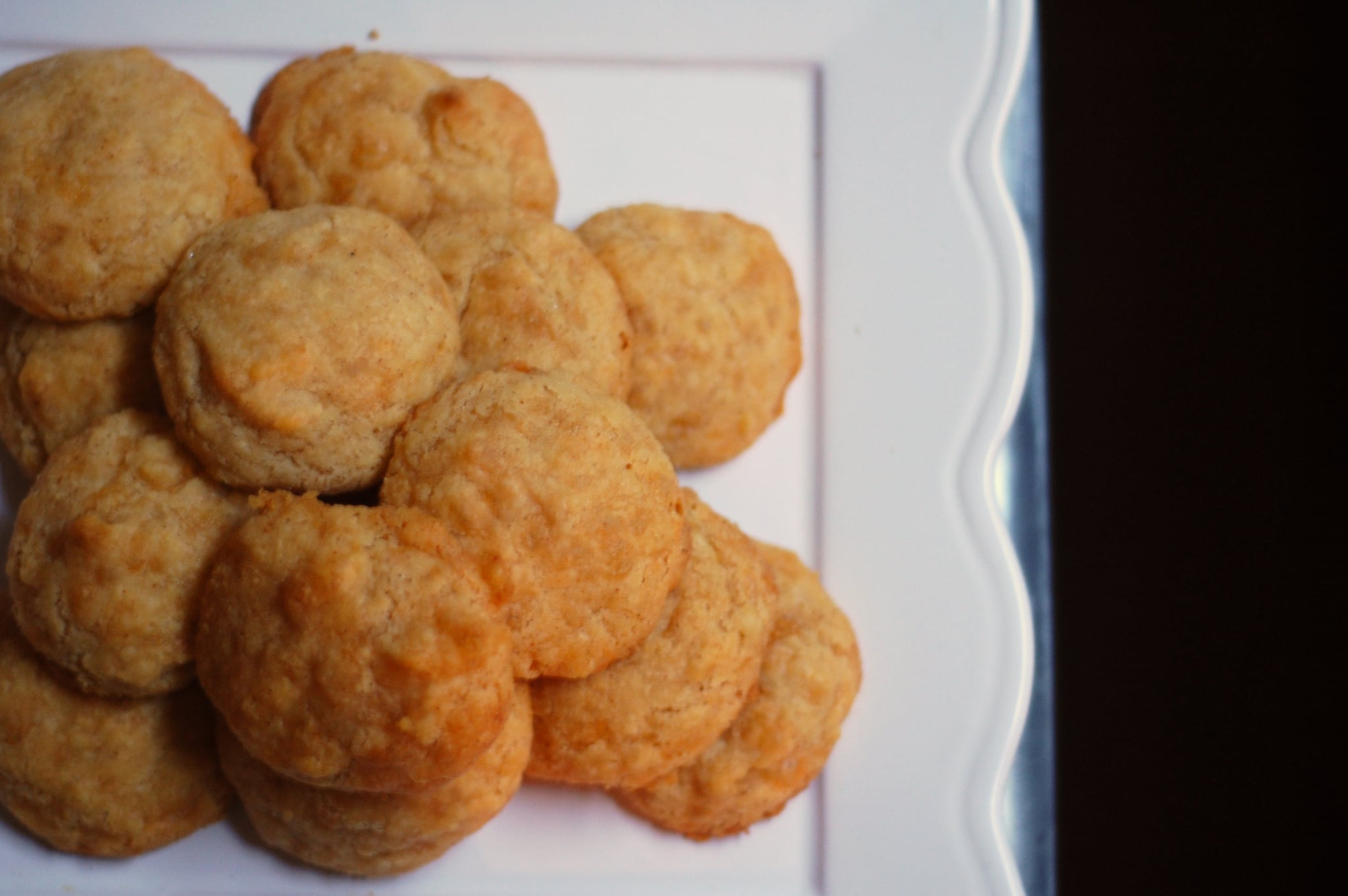 Cheese Diablo Wafers   25 Finger Foods That Deserve a High Five ...