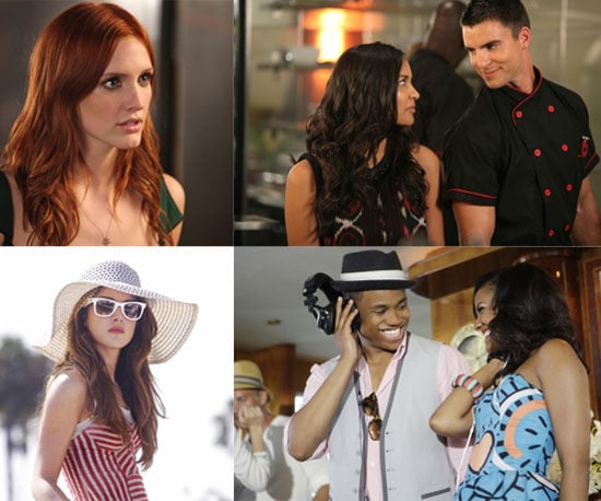 Recap of 90210 and Melrose Place Shocking Moments 2009-09-23 09:38:15