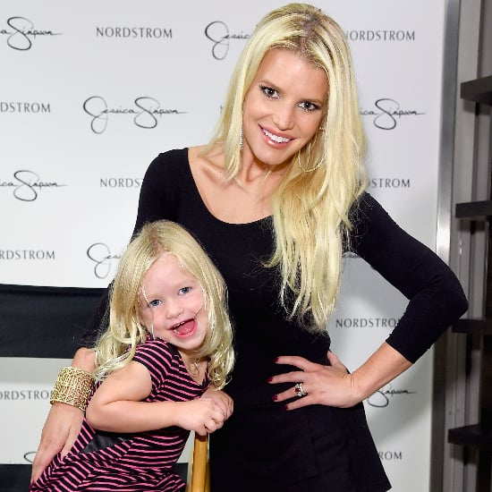 Jessica Simpson With Ace and Maxwell at Event | Pictures