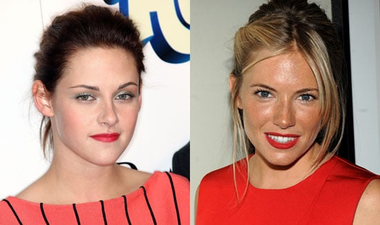 Can You Match Your Lipstick to Your Dress?