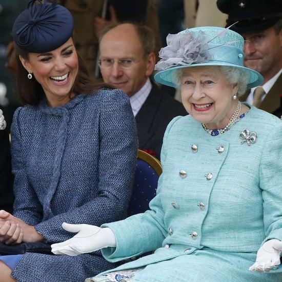 Queen Elizabeth Told Michael Caine a Joke