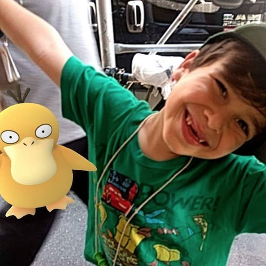 Pokemon Go Is Helping a Young Boy With Autism Socialize