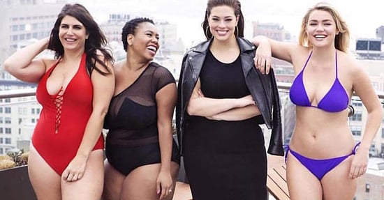 Ashley Graham Debuts Her Swimsuit Collection for SwimsuitsForAll