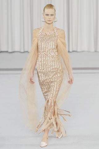Spring 2007 Couture: Chanel