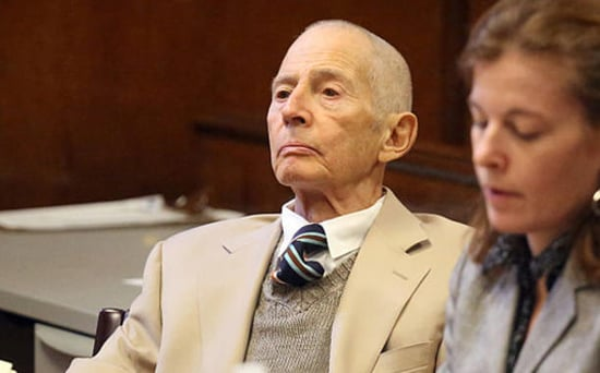 FROM EW: Robert Durst Movie in the Works at Lifetime