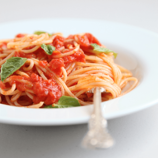 3-Ingredient Tomato Sauce