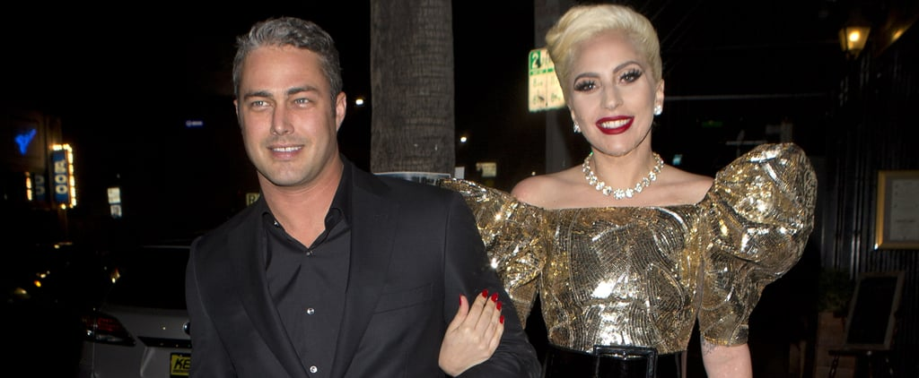 It's Lady Gaga's Party, and She'll Wear a Dress Off the Runway If She Wants To