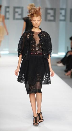 Milan Fashion Week: Fendi Spring 2009