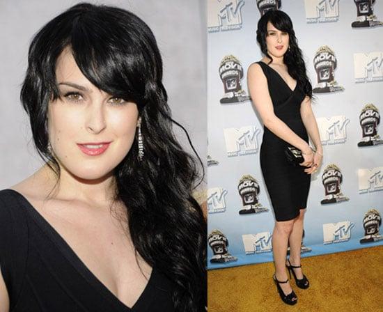 2008 MTV Movie Awards: Rumer Willis